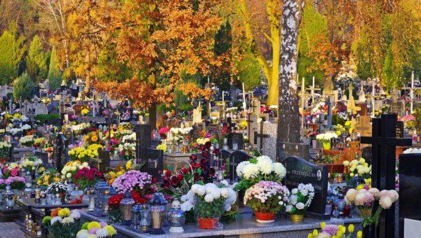 Monuments funéraires Toussaint
